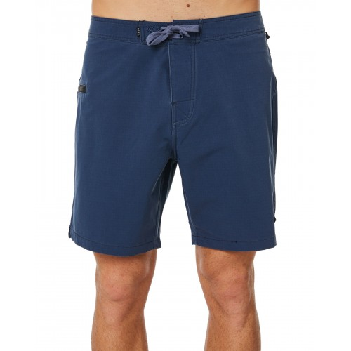 THE CRITICAL SLIDE SOCIETY Standard Team Mens Boardshort INDIGO Single side pocket with welt zip YYAOSER