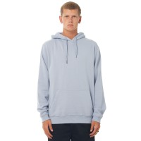 SWELL Night Moves Mens Hood ARCTIC BLUE Hood with drawcord  ZLOYZHN