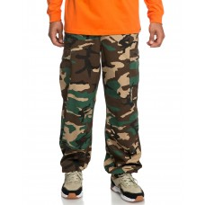 DC SHOES Infield Pants CAMO Waist Type Fitted NEMDTFN