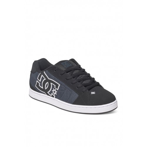 Men DC Net SE Black & Grey Sneakers MP000000001669152 VDQOTPN