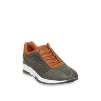 Men Duke Olive & Tan Sneakers MP000000002231082 JTXELUV